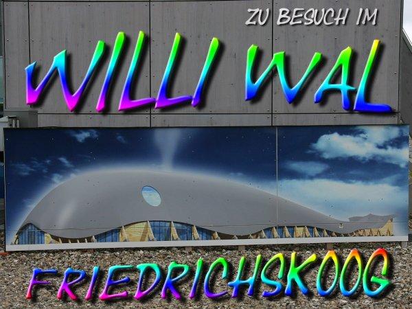 Der Freizeitpark Willi wal in Friedrichskoog
